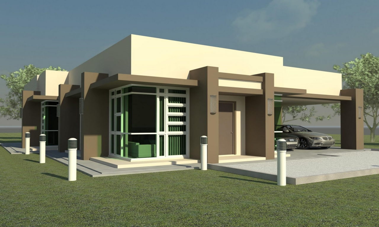 Small 3 Bedroom House Small Modern Home Design Houses 3 Bedroom Small Modern