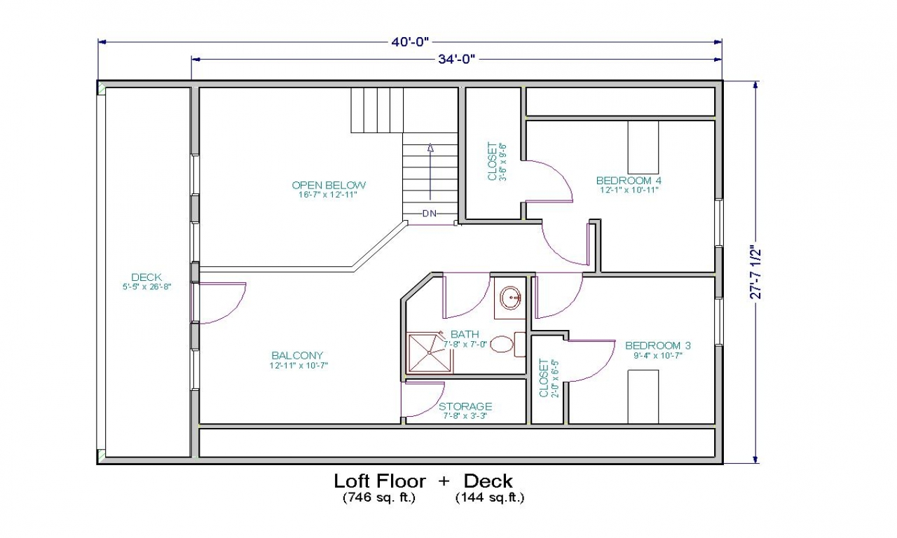 Tiny Home Floorplans Small House Floor Plans With Loft Small Two Bedroom House