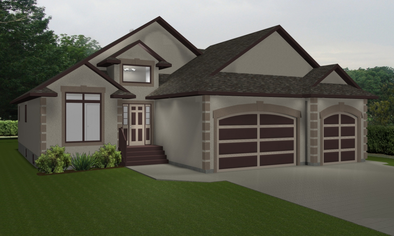 Loft House Plan House Plans With 3 Car Garage Lake House Plans Bungalow