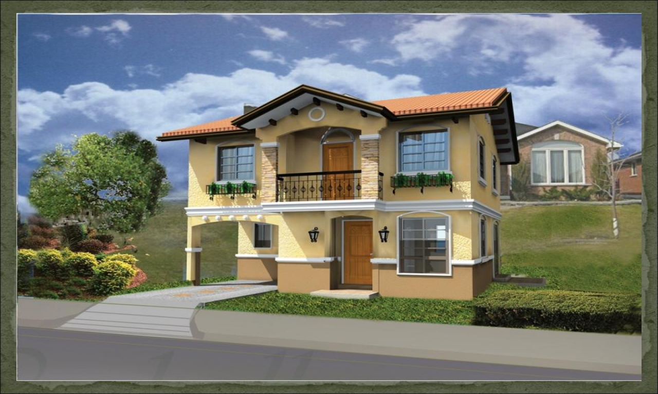 Www.home Design Small House Design Philippines Small Modern House Designs