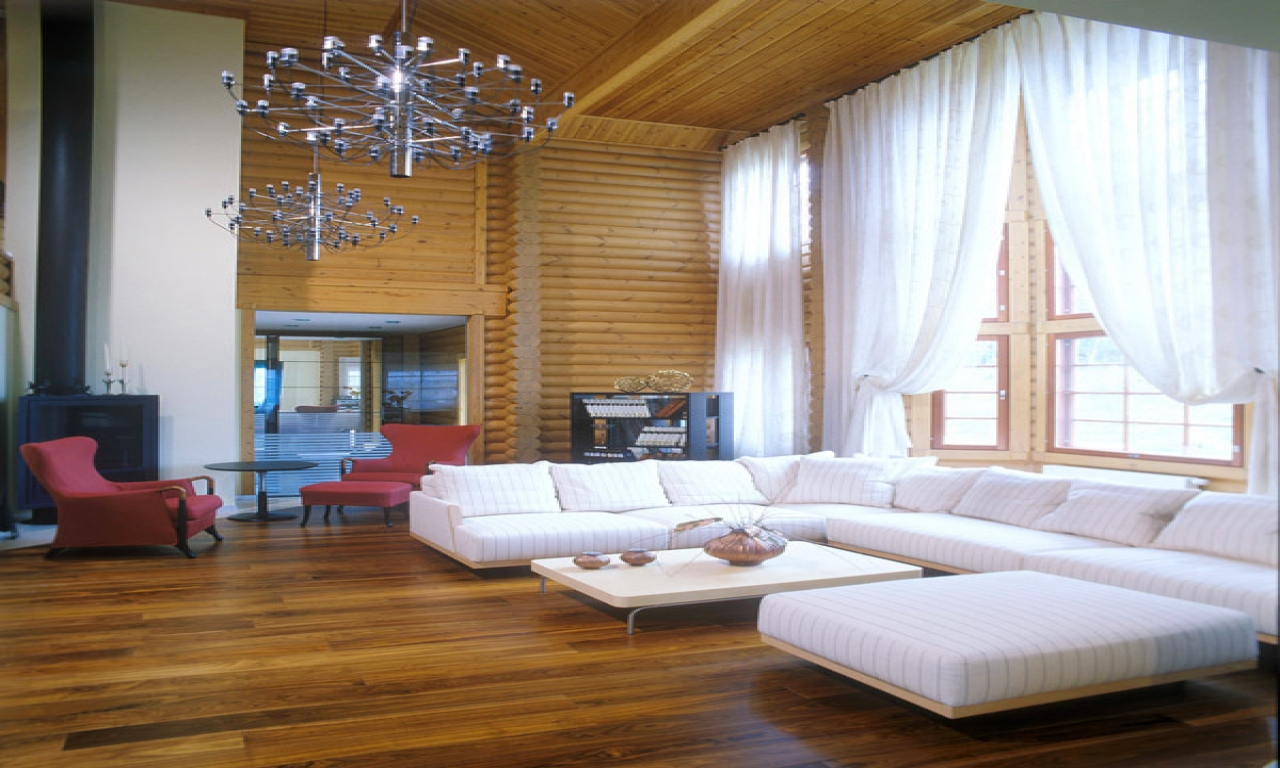 Modern Cabin Decor Cozy Log Cabin Interiors Modern Log Cabin Interior Design