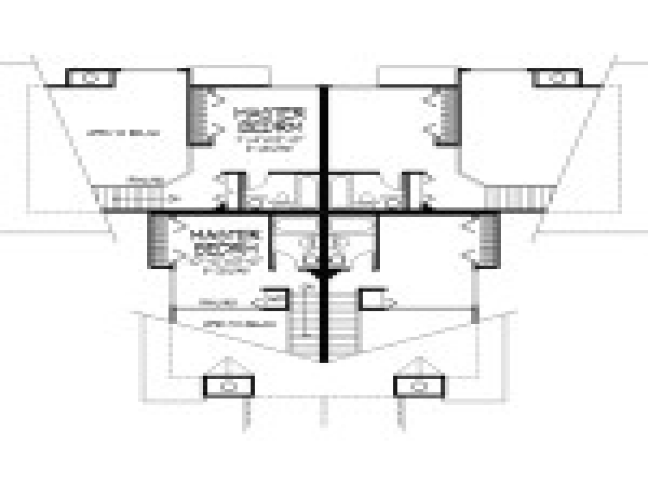 Modern Family Home Plans Modern Multi Family House Plans Home Designs Modern Multi