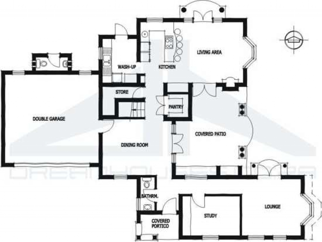 South African House Plans House Plans South Africa House Plans In Zimbabwe Tuscan