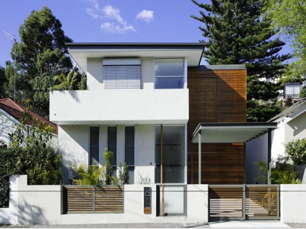 Small Modern Home Designs Small Modern Contemporary House Design Small Modern