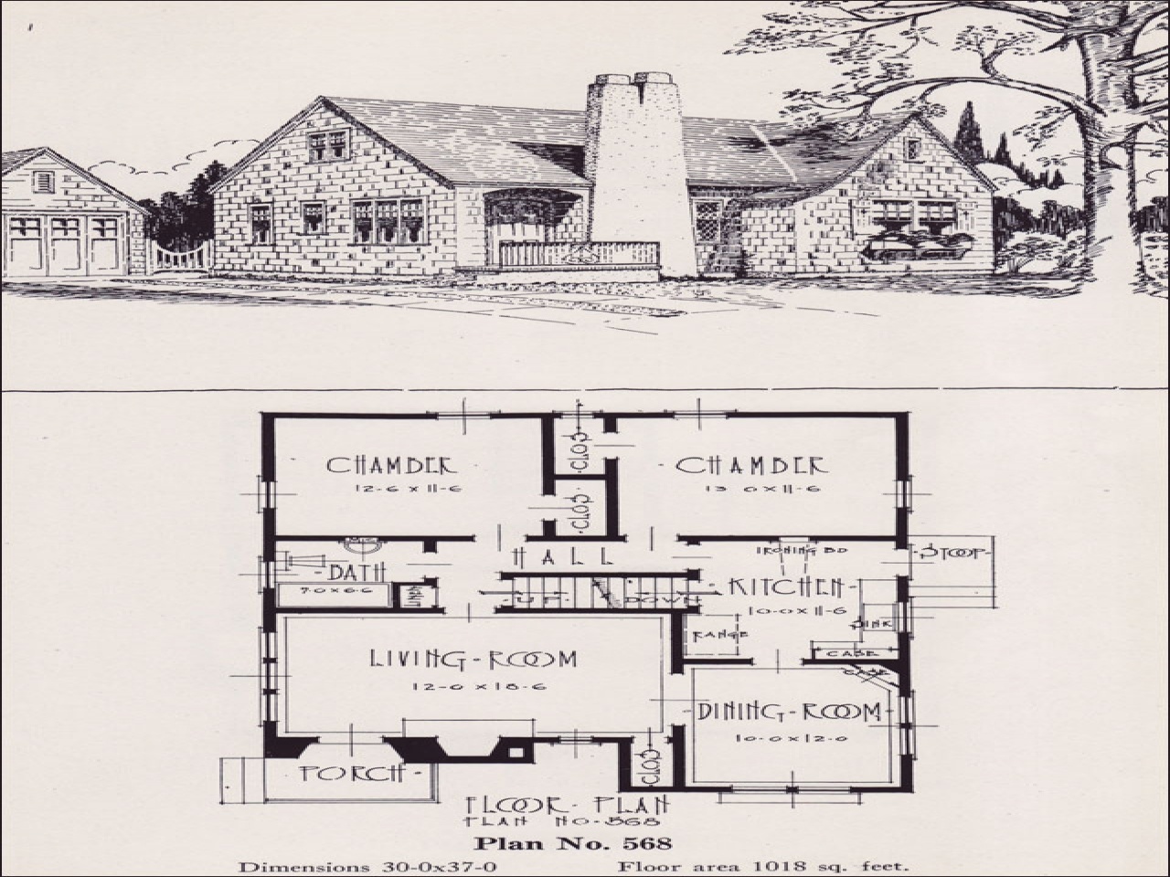 Eric Moser Farmhouse Plans Small English Cottage House Plans English Cottage Gardens