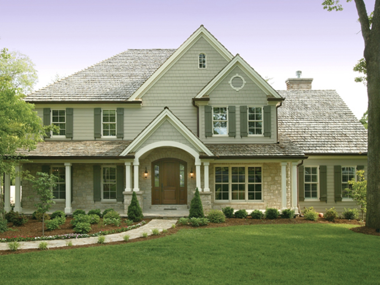 Traditional Home Designs Traditional 2 Story House Plans Modern 2 Story House Plans