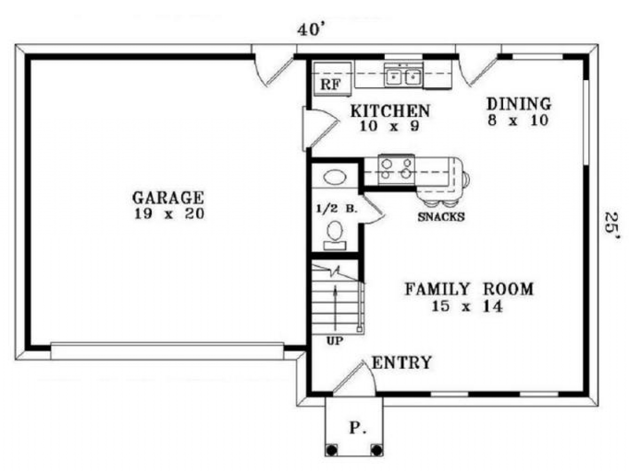 Tiny Home Floorplans Small House Floor Plans And Designs Simple Small House