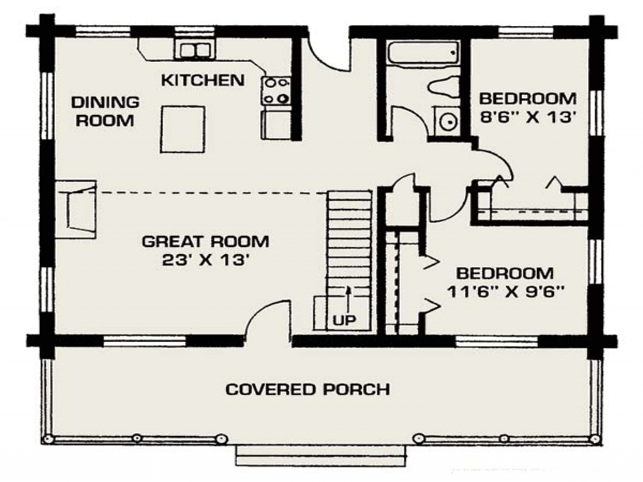 Tiny Home Floorplans Small Log House Floor Plans Small Log Cabin Living Small