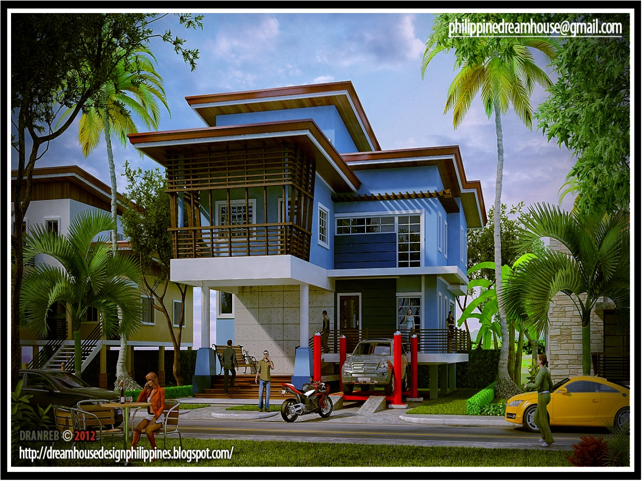 Www.home Design House Designs Alabang Philippines House Design Philippines