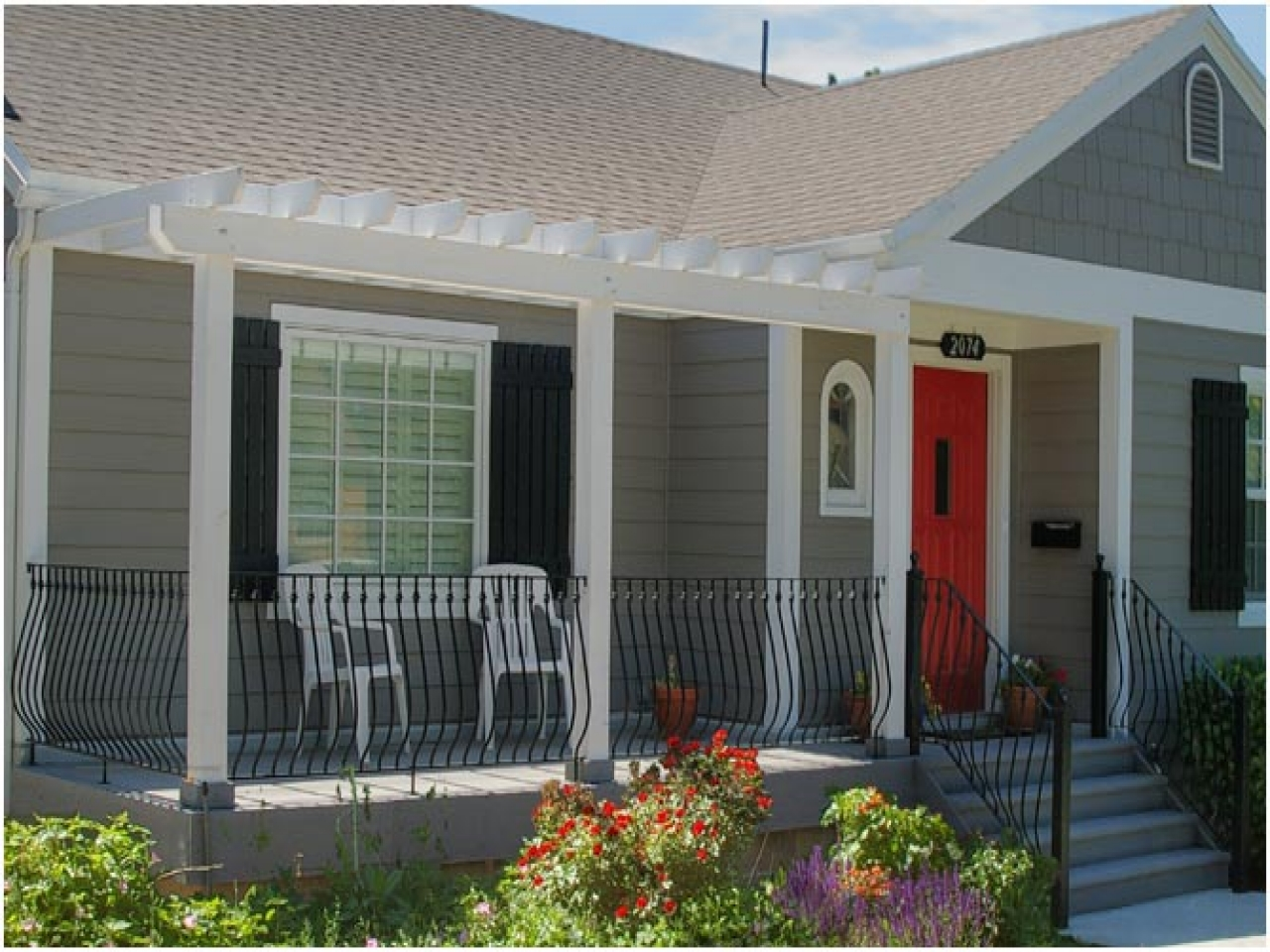 Front Porch Ideas Front Porches Design Ideas Bungalow Front Porch Ideas