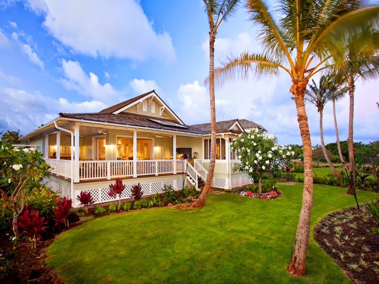 Hawaii House Plans Hawaiian Plantation Style House Plans Tropical Island