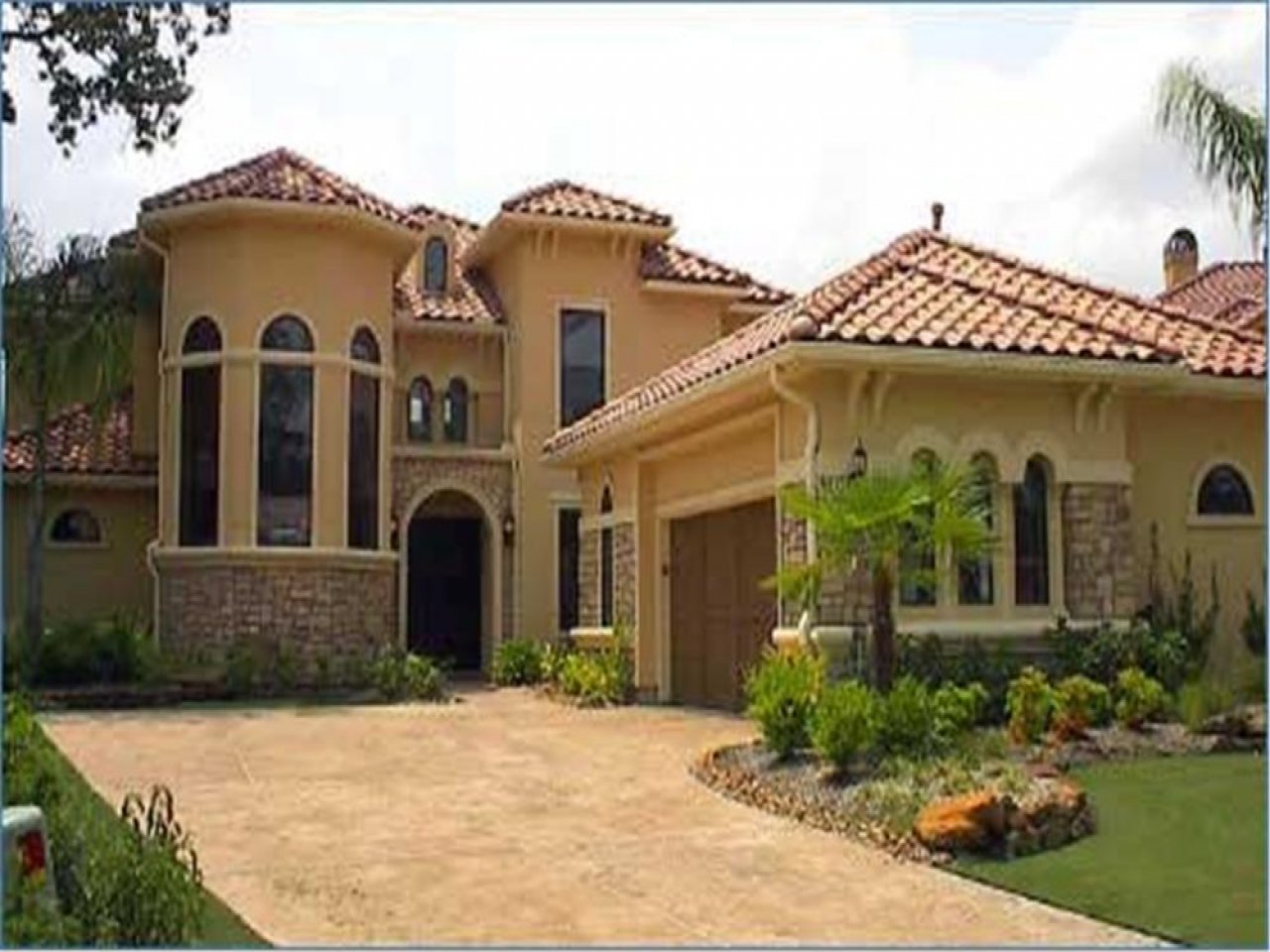 Spanish House Style Spanish Style House Plans Spanish Bungalow House Plans