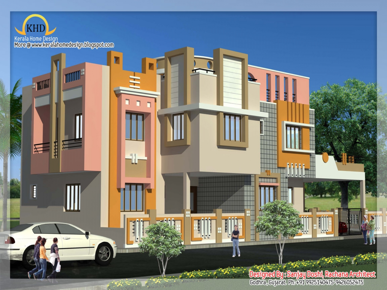Usa House Design Indian Duplex House Designs Duplex House Plans And Designs