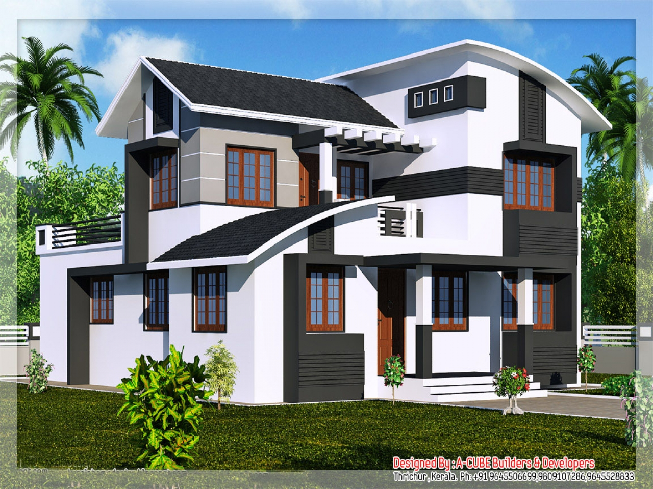 Usa House Design India Duplex House Design Duplex House Plans And Designs