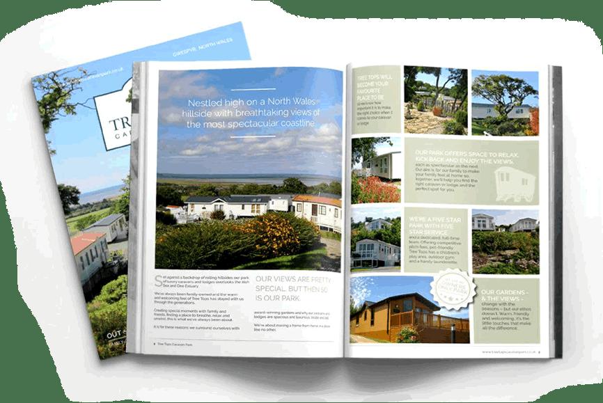 inpage-brochure