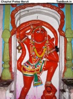 11 Maruti - Chaphal Pratap Maruti