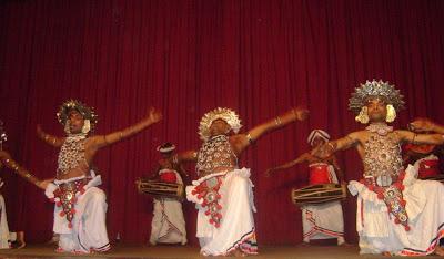 Kandy - The Srilanka cultural show