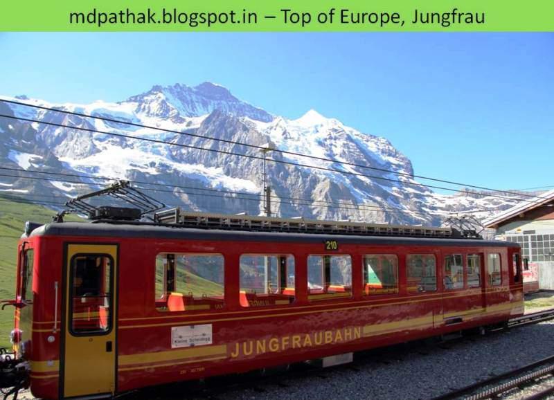 jungfraubahn train carrier