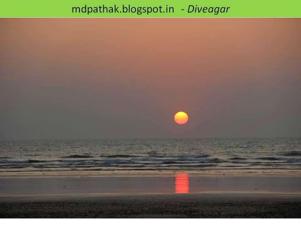 dive agar sunset
