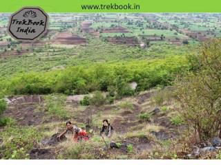 climbing fort jarandeshwar