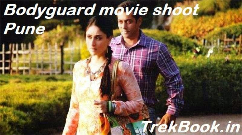 Bodyguard movie Okayama Friendship Garden in Pune