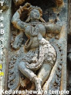 Exterior sculptures - Sundari carved in intricate details