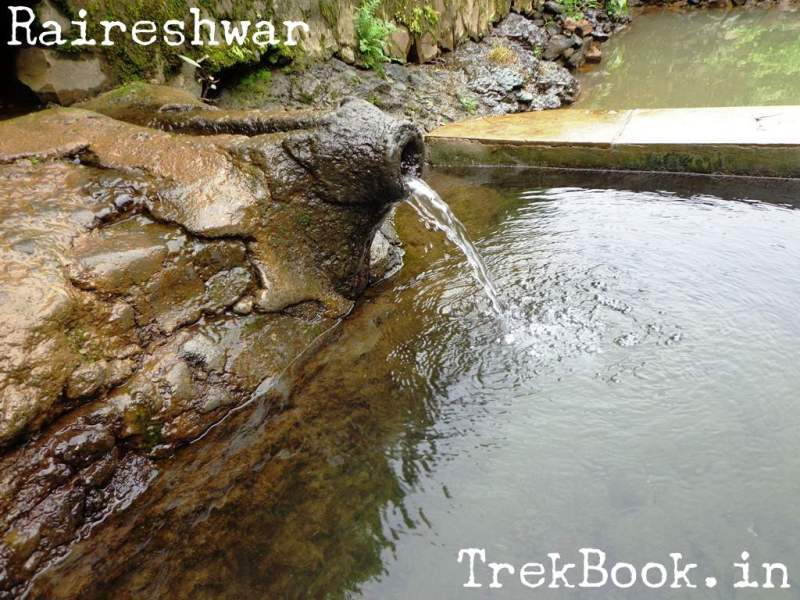 Gomukh - Fresh Water Source - Raireshwar
