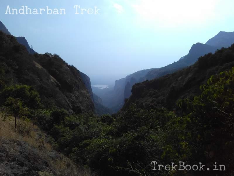 Independence Point Bhira Dam Andharban trek