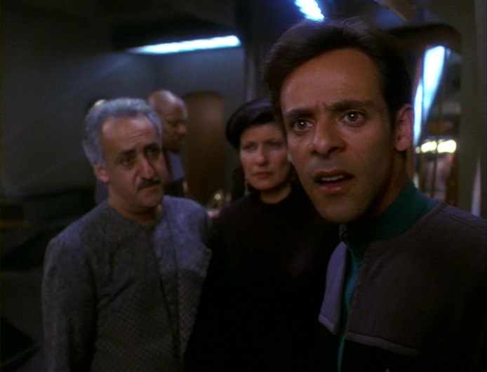 TrekCore Star Trek Theme Galleries Click image to close this window - dr bashir i presume