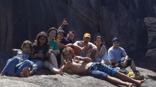Cachoeira do Saco Bravo Paraty