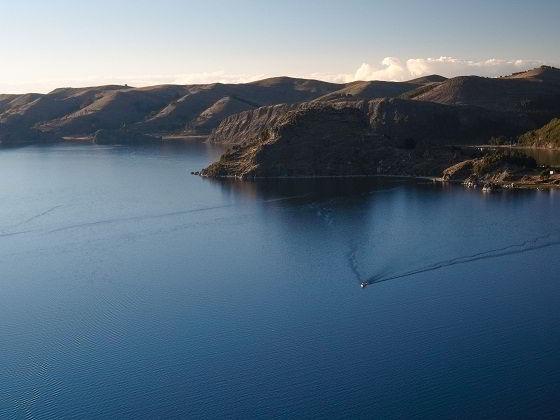 lago mais alto do mundo