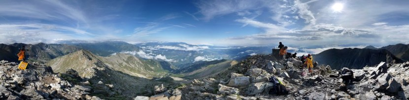Pyrenees_Canigou_Summit 2