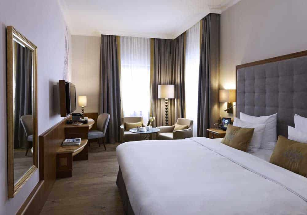 Schöne Hotels München Where To Stay In Munich: The Best Hotels & Areas For