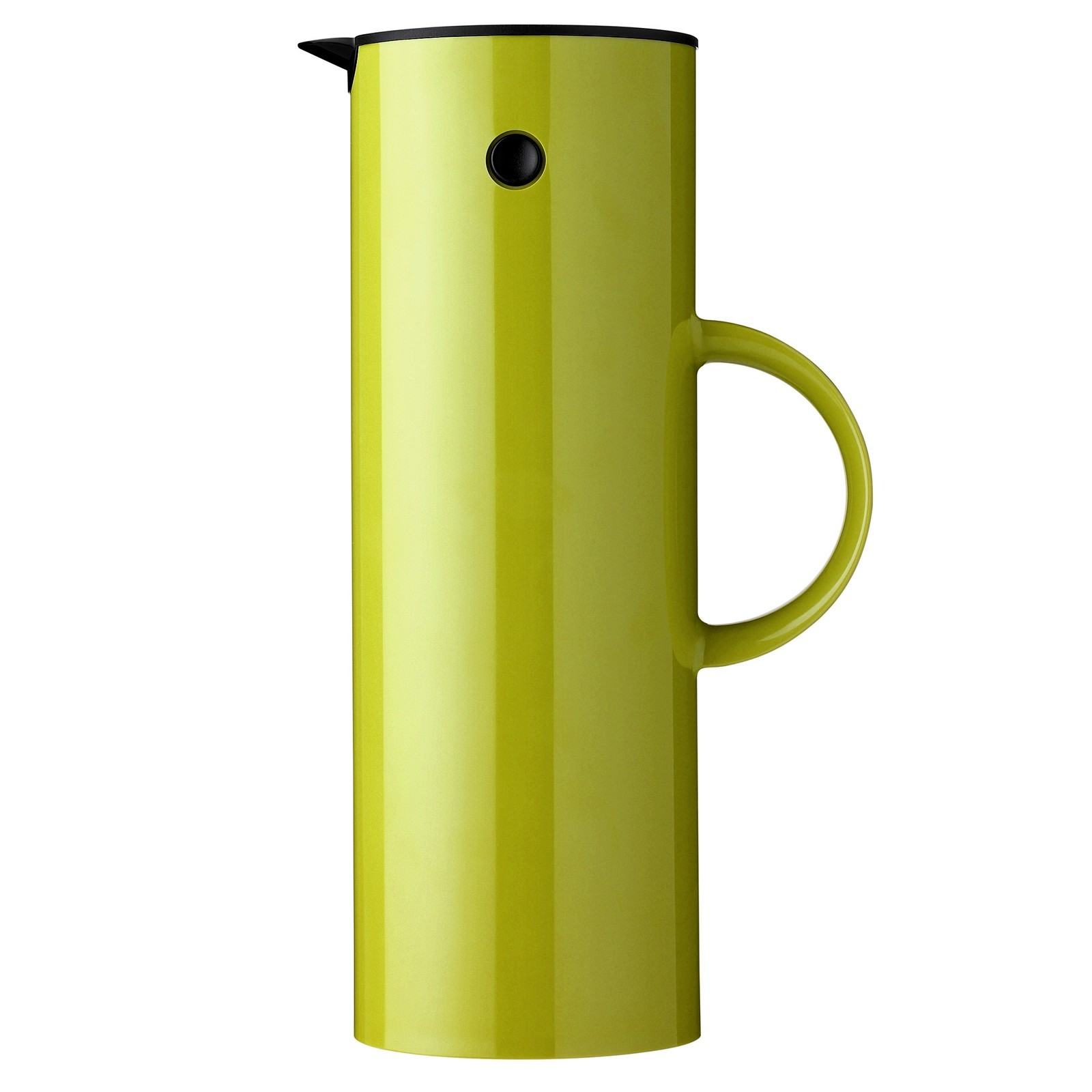 Thermosflasche 1l Stelton Isolierkanne Thermoskanne 1 L Lime
