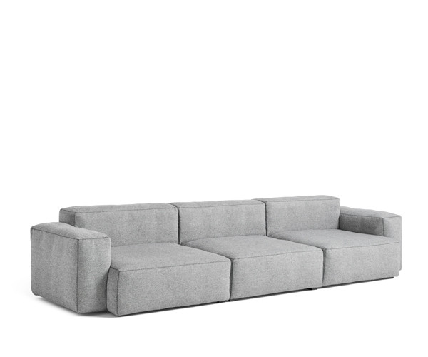 Mags Sofa Hay Hay Mags Soft Sofa - Low Arm - 3p. - Hallingdal 126
