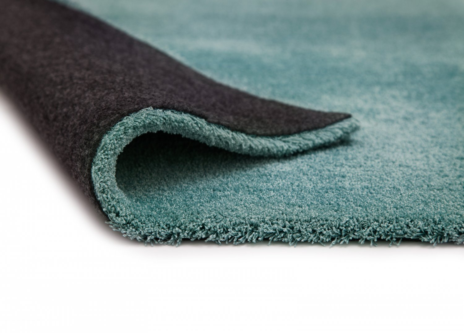 Tapis Shaggy Turquoise Tapis 160 X 230 Cm Tapis Shaggy Soft Dream Turquoise