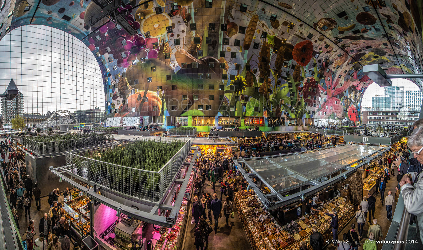 Float Berlin Markthal Rotterdam – Pretty Damn Cool | Trendengel.com