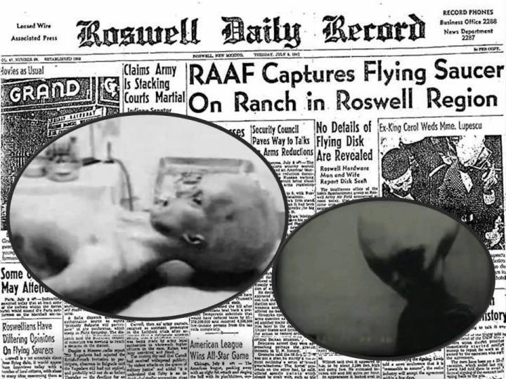 1. Roswell