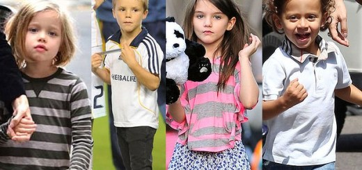 Top 5 Best Dressed Celebrity Children