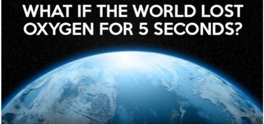 Scary Scenario - What if Earth lost all of its oxygen for just 5 seconds