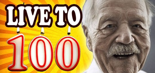 These people who lived for 100 years share habits of a healthy life