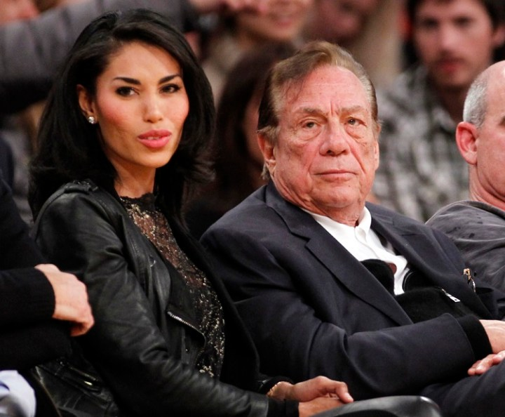 V. Stiviano – Donald Sterling
