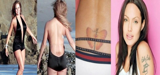 9 Celebrities who regretted after getting love tattoos, but then made smart cover-ups!!