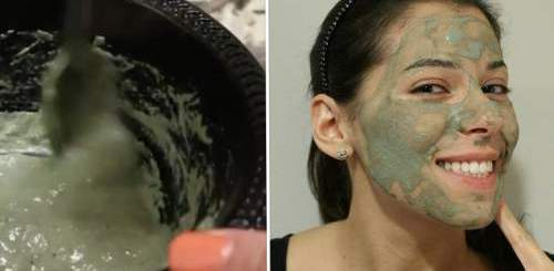 Feeling tired, exhausted Rejuvenate your skin with this simple, homemade face mask