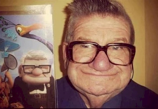Carl from 'Up