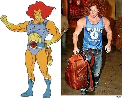 Lion-O from 'ThunderCats'
