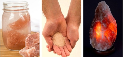 The amazing benefits of pink salt and its rejuvenating properties