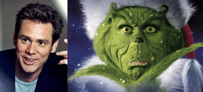 Jim Carrey- How the Grinch stole Christmas