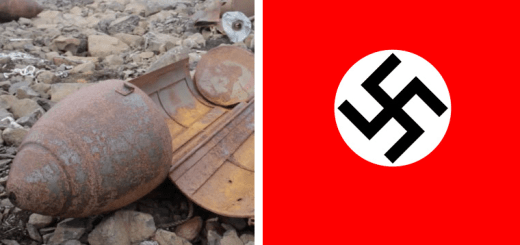 Nazi secret base discovered by Russians in Arctic