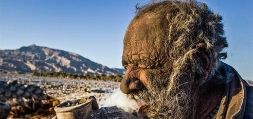 The Worlds dirtiest man living hasn't taken a bath in 80 years, but Is happy and healthy